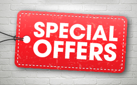Accent Special Offers