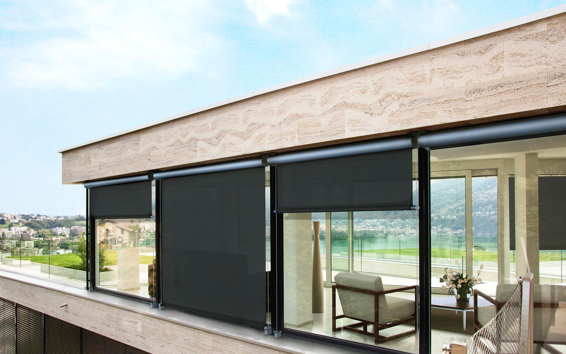 gallery accent blinds. Black Bedroom Furniture Sets. Home Design Ideas