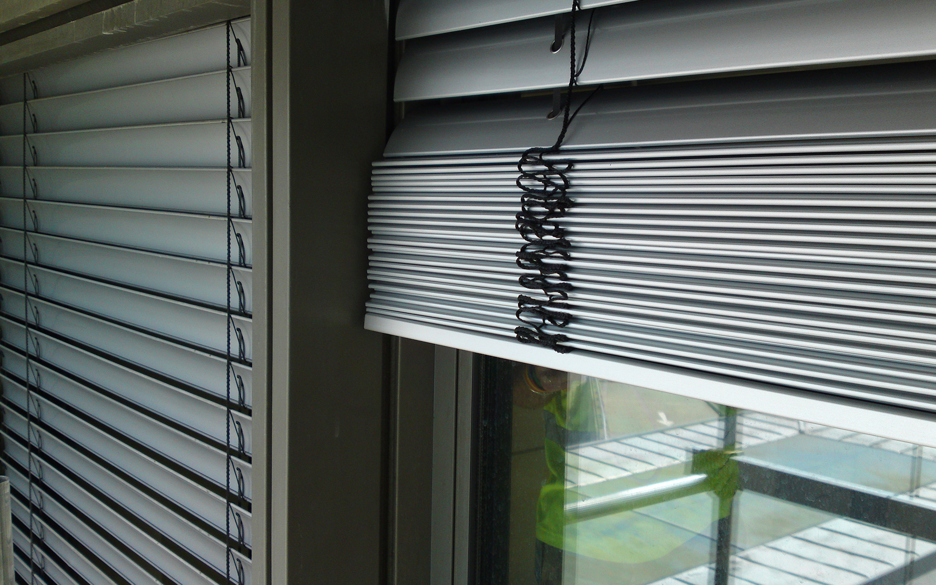 Venetian Blinds Accent Blinds