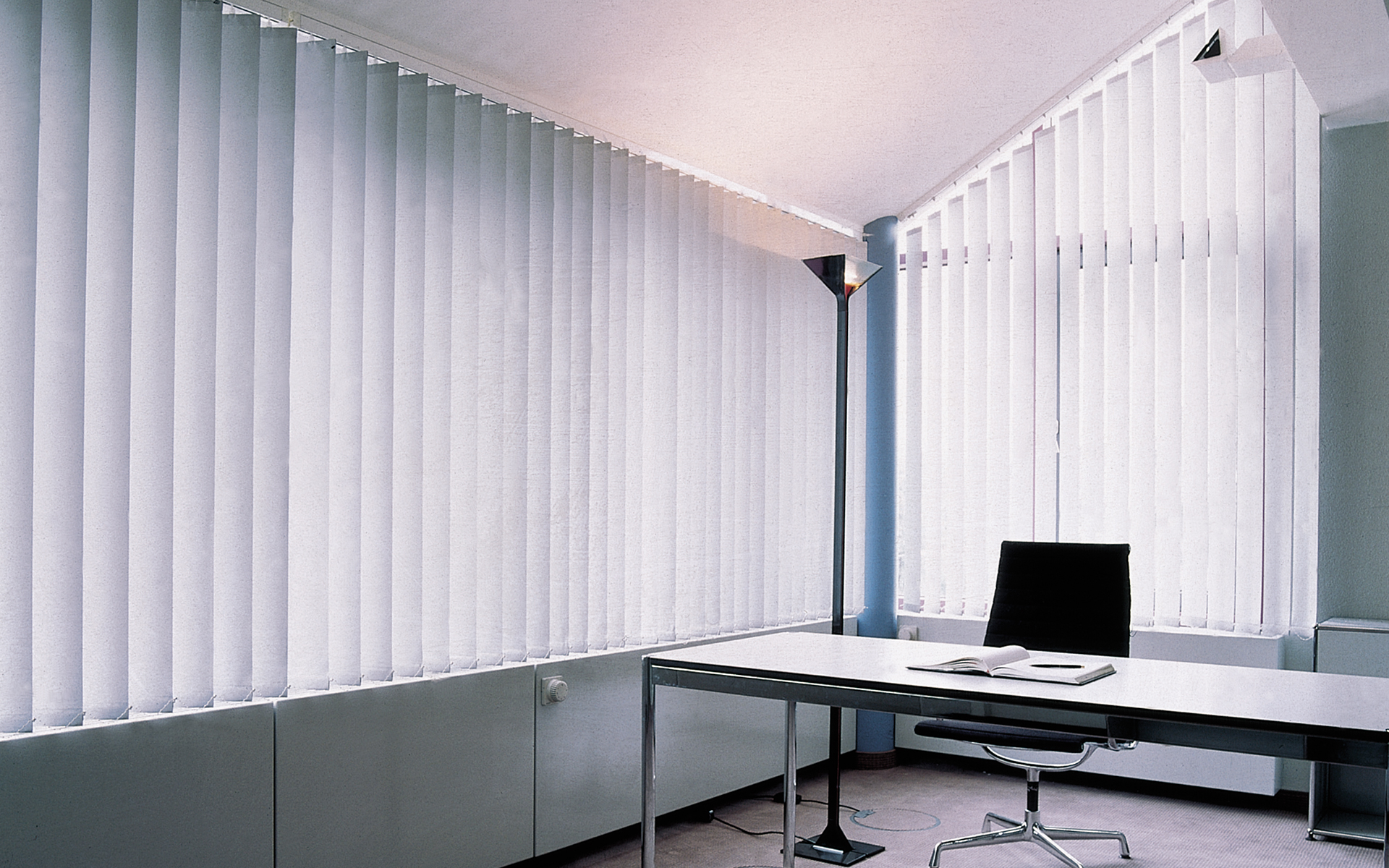 Vertical Blinds - Accent Blinds