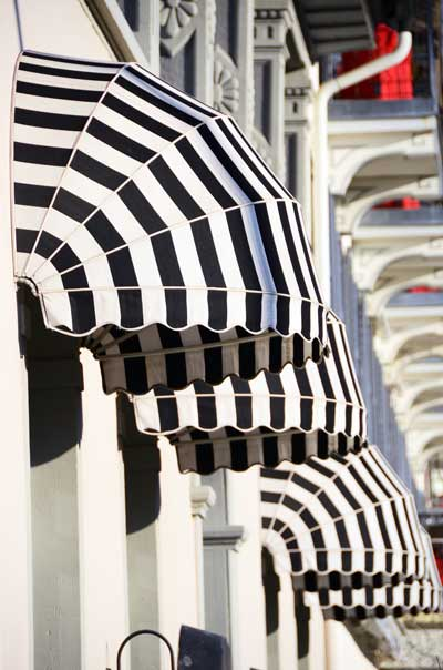 DUTCH HOOD AWNINGS